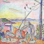 Luxe, Calme et Volupté, Matisse 1904