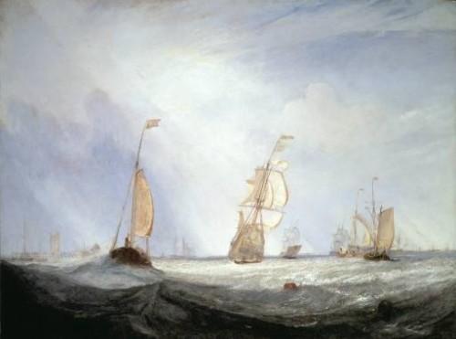 Helvoetsluys; J.W.M.Turner