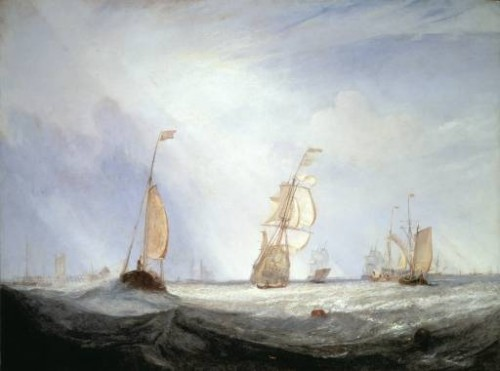 Helvoetsluys; J.W.M.Turner