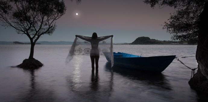 The inspiration behind art photography. Le Spectre de la Rose.