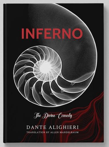 Dante Inferno book cover