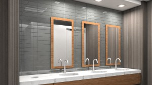 Interior CGI Bathroom Render