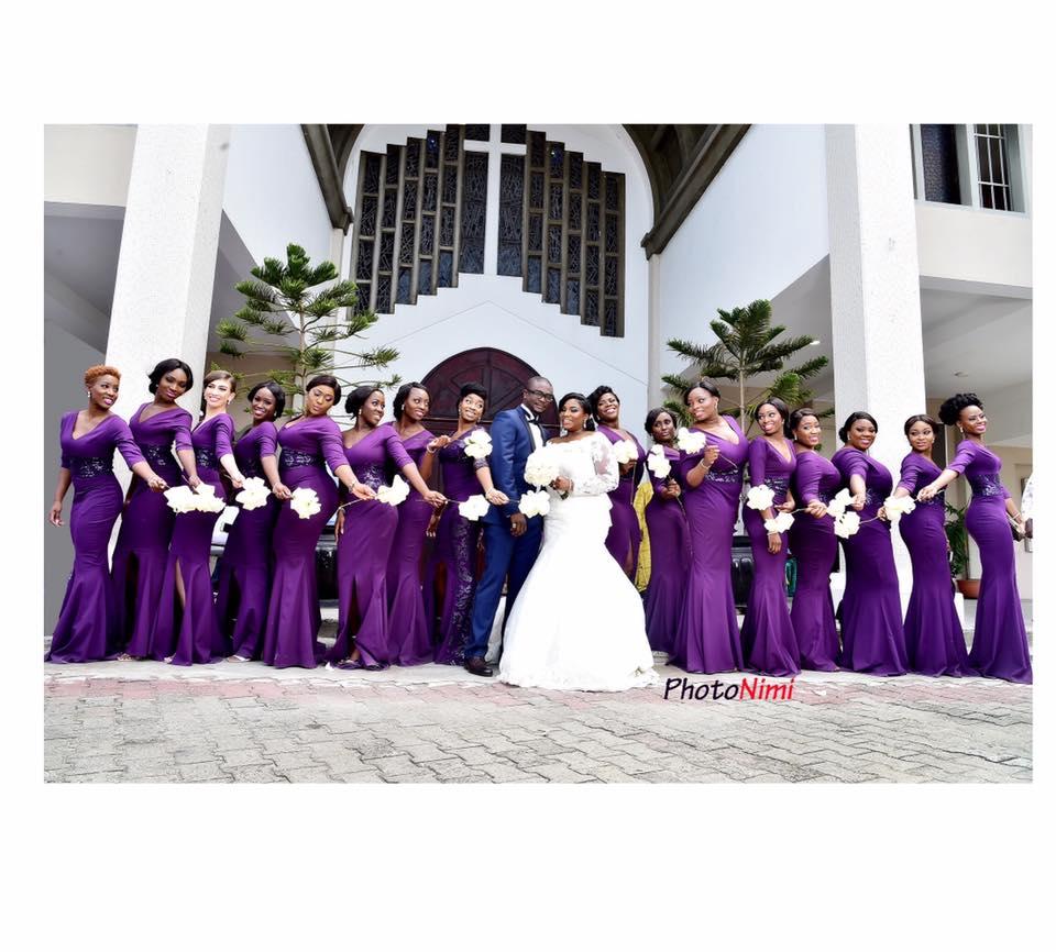 2015/16 Brides & Bridal Train Dresses – PhotoNimi