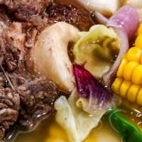 """Bulalo"" (Beef Shank Soup)"
