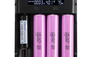 Astrolux VC04 battery charger