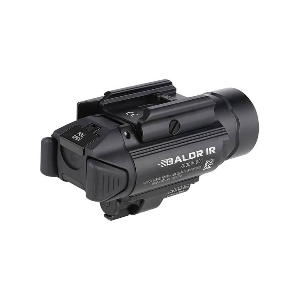 Olight Baldr IR Infrared weapon mounted pistol light