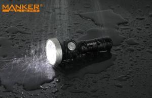 manker u22III thwoer tactical flashlight