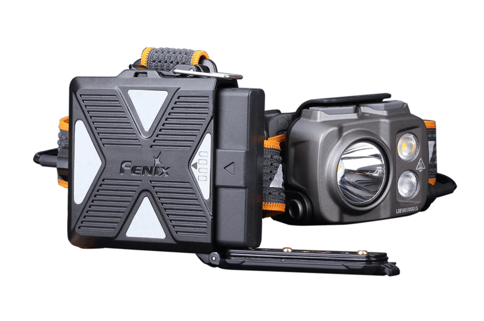 fenix hp16r battery pack