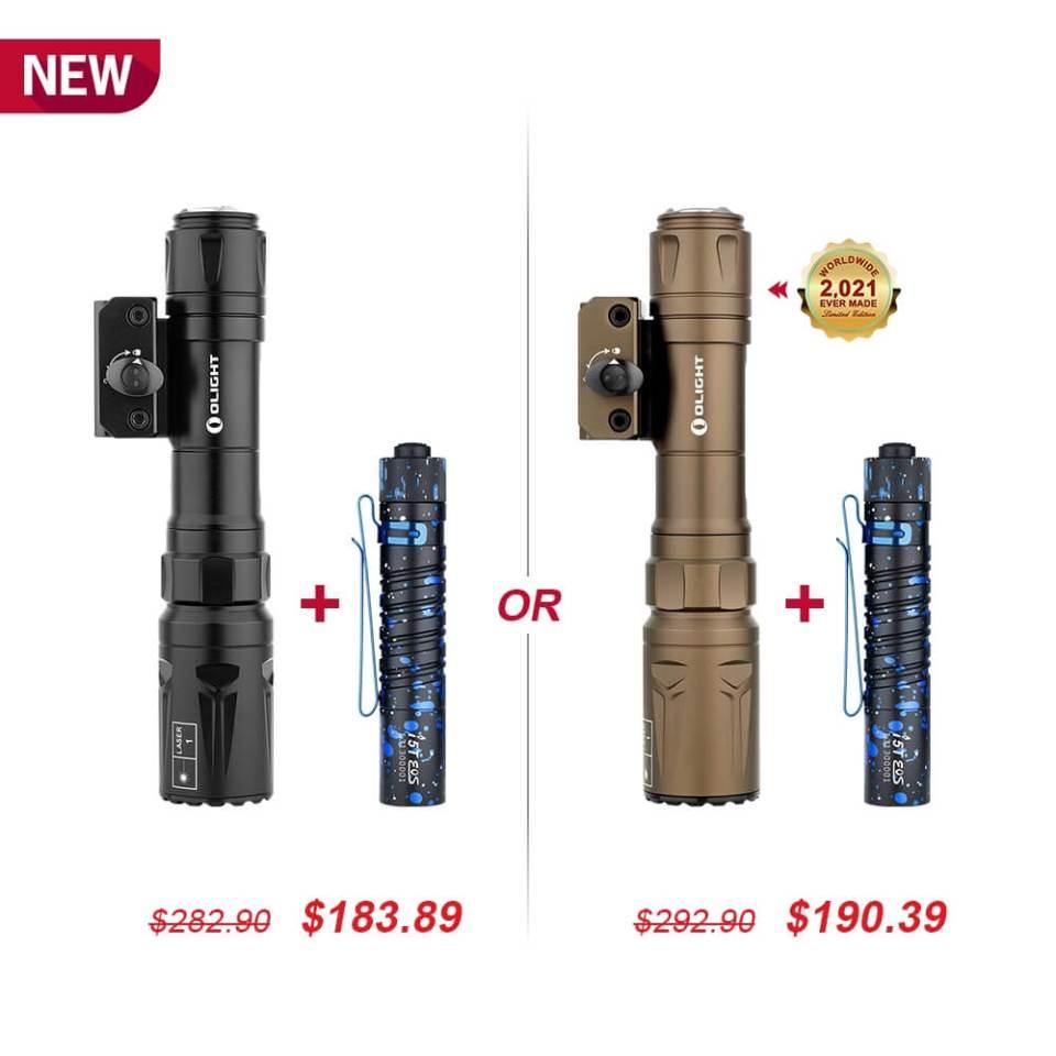 Olight flash sale bundle