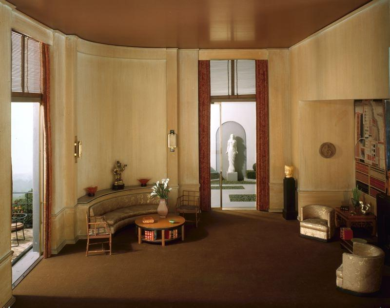1930s Interior Design Photos
