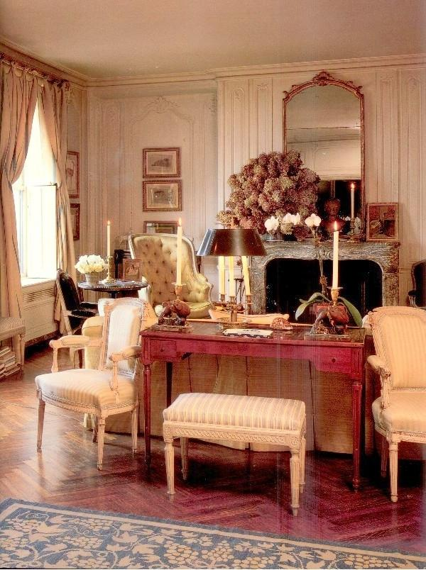 Jackie Kennedy New York Apartment Photos