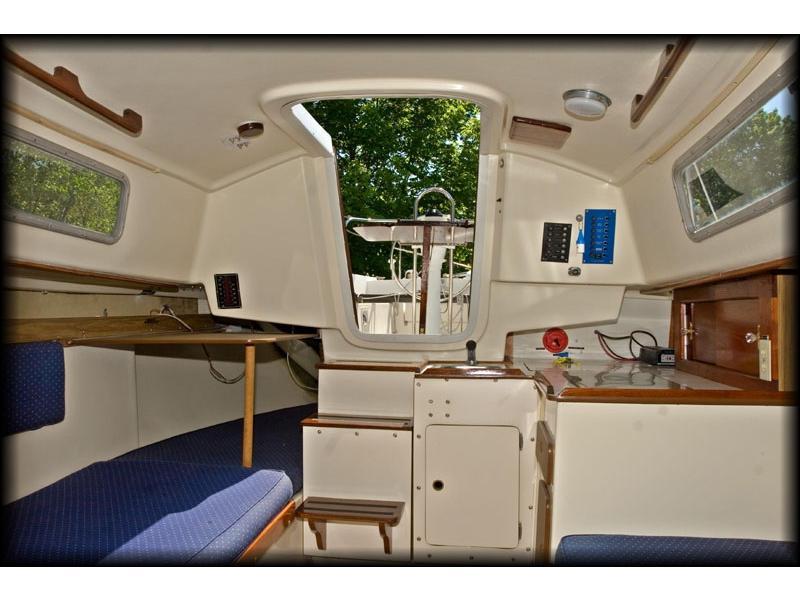 Interior Photos Of Sailboats
