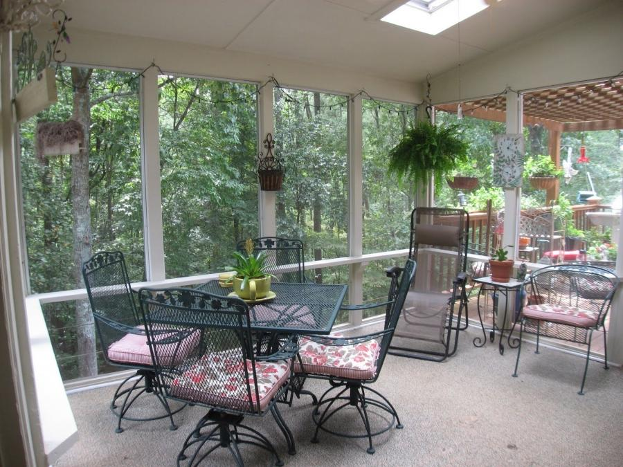 Southern Screened Porch Photos