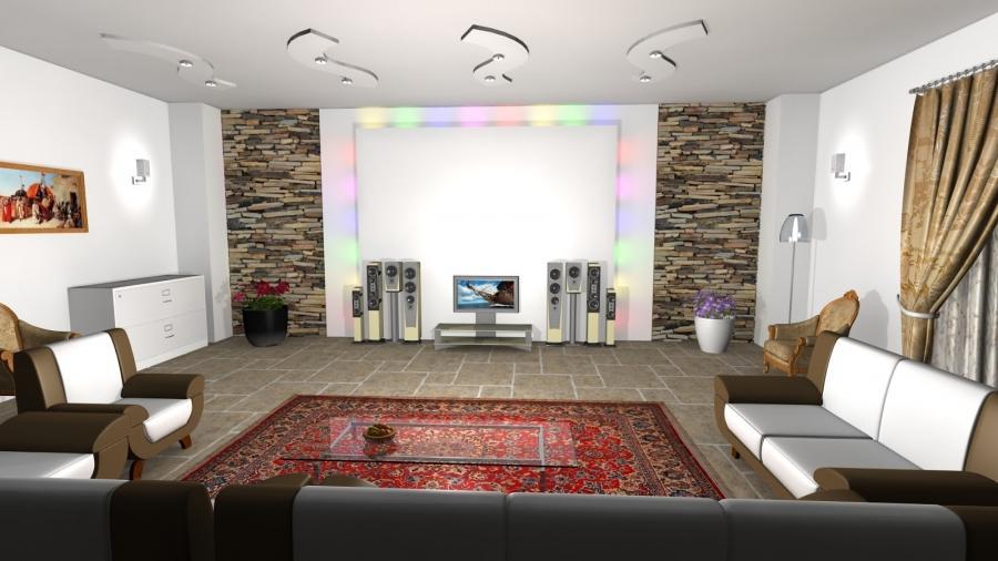 3d Max Interior Design Photos