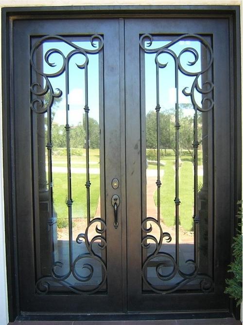 Front Door Grill Designs Photos