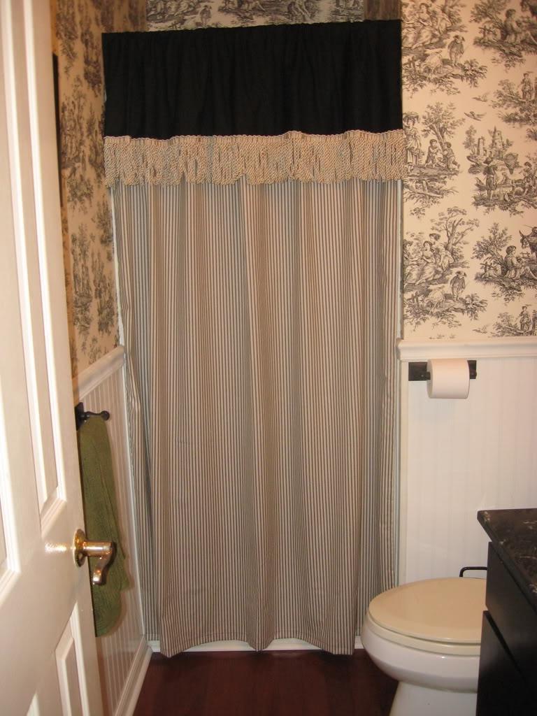 Custom Shower Curtains Photos