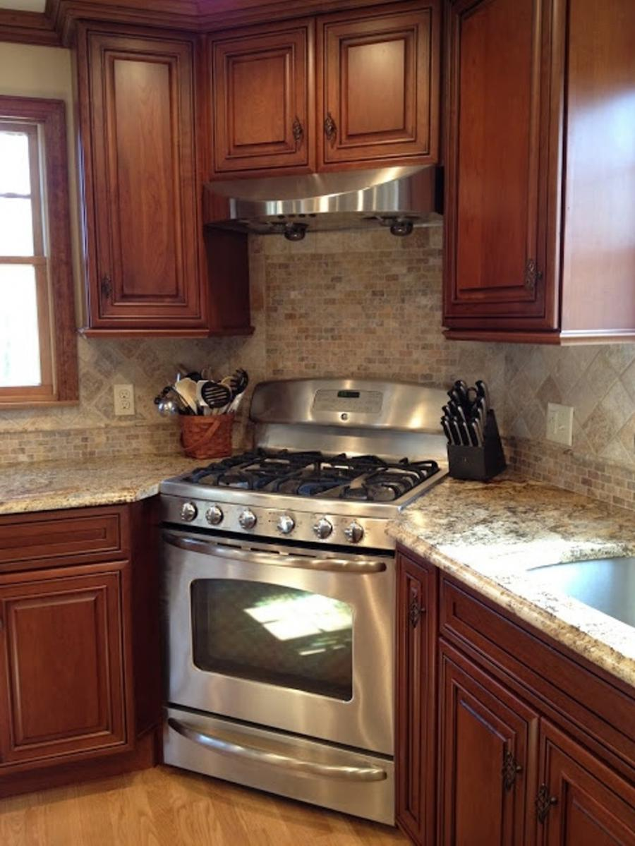 Kitchen Photos Stove Corner