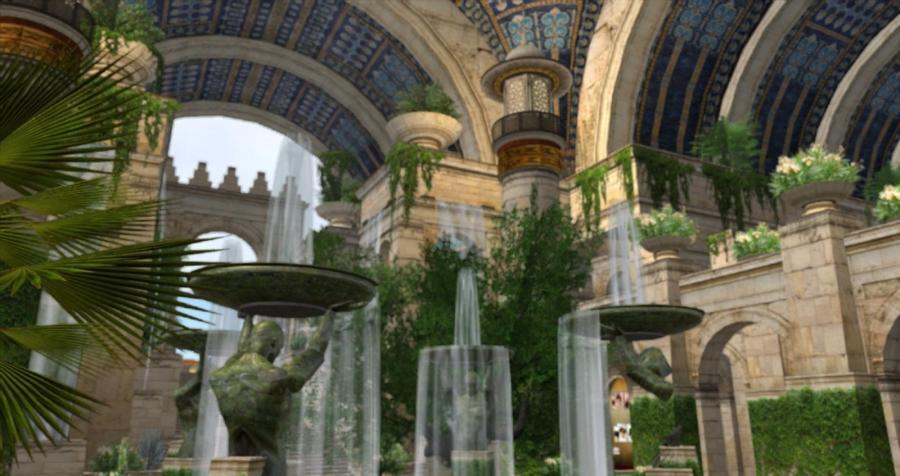 Real Photos Of Hanging Gardens Of Babylon