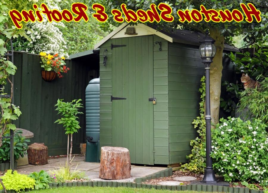 English Garden Sheds Photos
