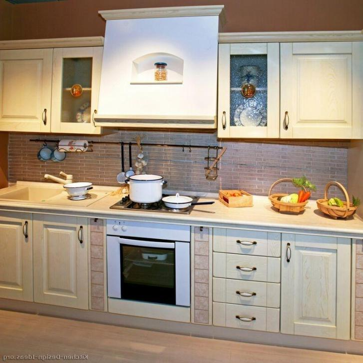 Traditional Whitewash Kitchen Cabinets Home