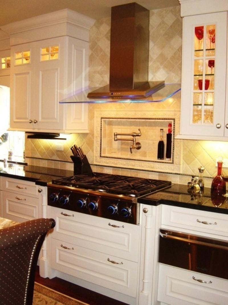 Galley Kitchen Makeover Photos