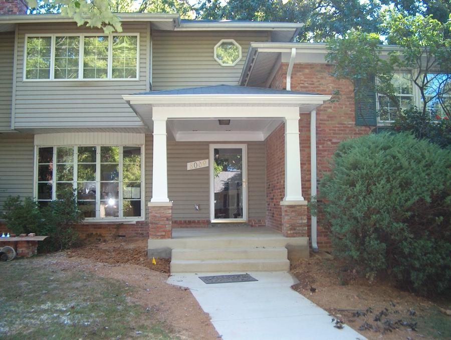 Hip Roof Front Porch Photos