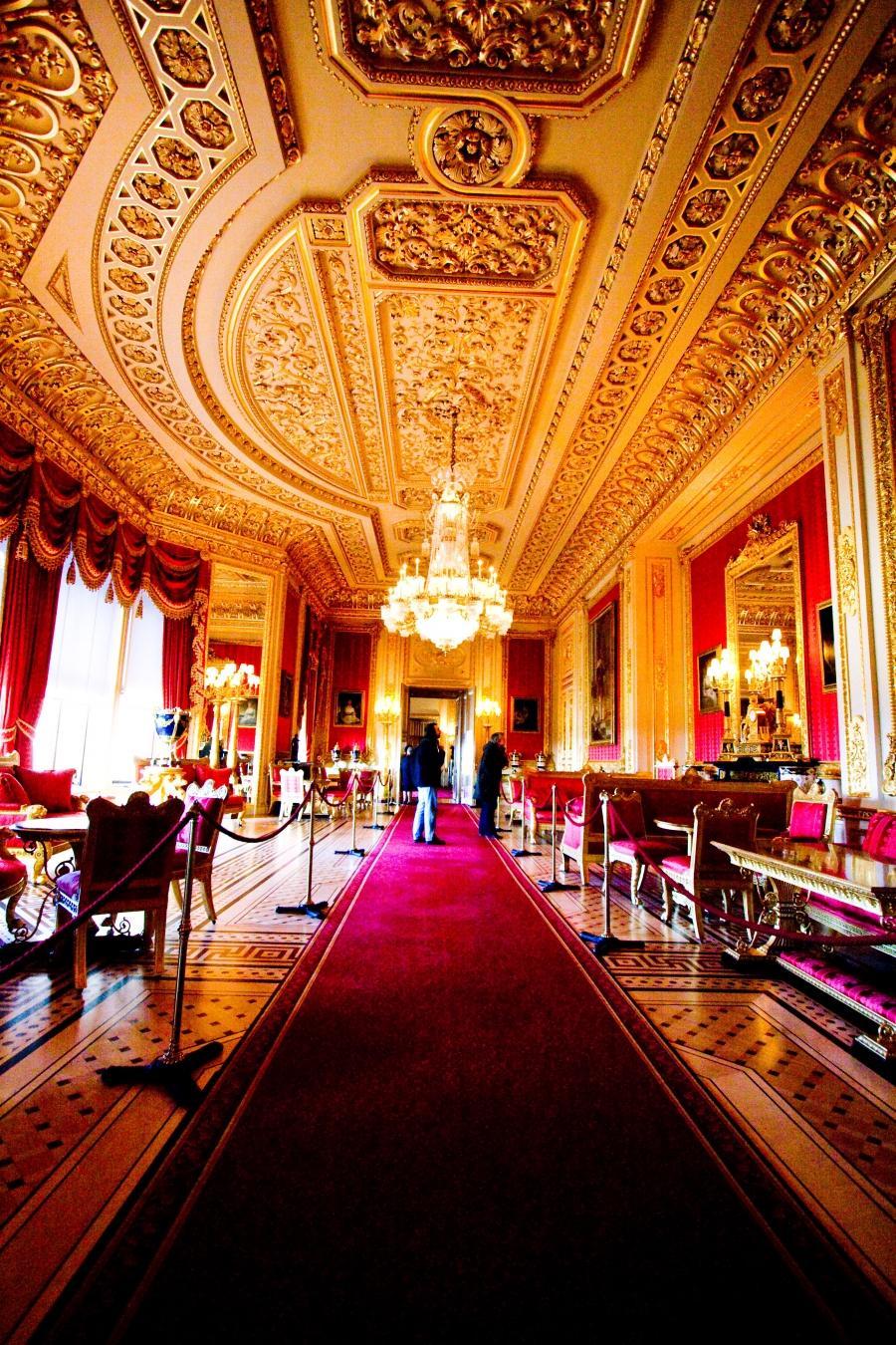Windsor Castle Interior Photos