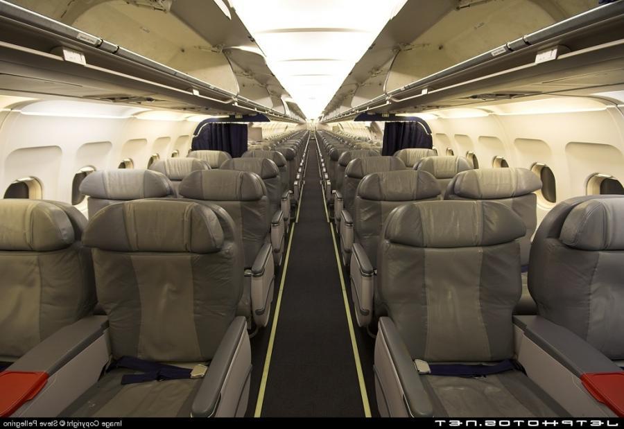 Airbus A321 Interior Photos