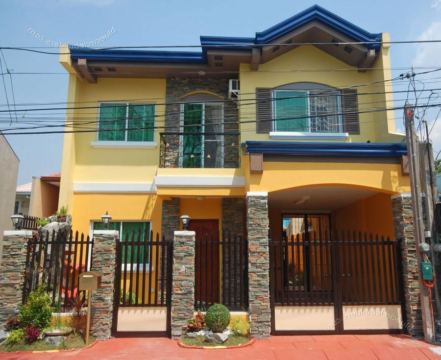 Modern house design photos philippines