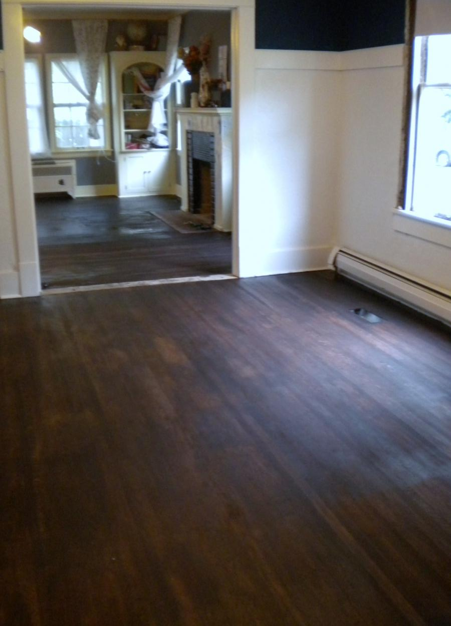 Dark Wood Flooring Photos