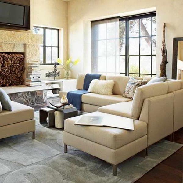 Casual Living Room Photos