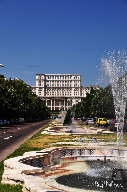 Parliament Palace Bucharest 1