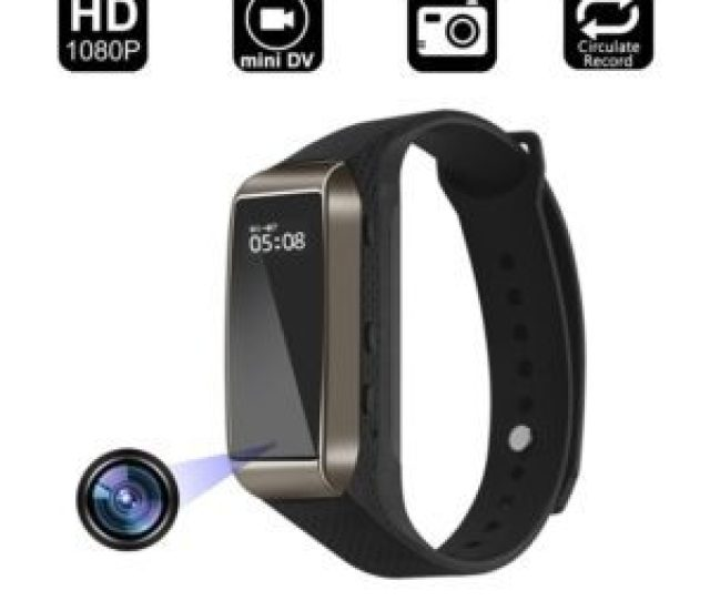 2 Aipinvip Smart Bracelet Hidden Camera