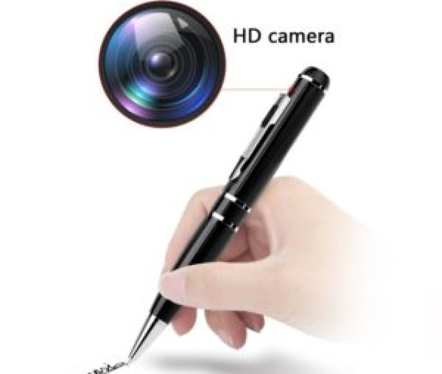 6 Wcxco Spy Pen Hidden Camera
