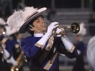 Photo of the Year (PJ) Marching Band Trumpeter R. Yehl