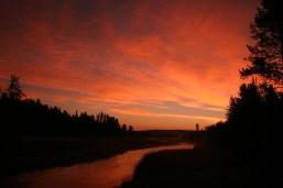 Proficiency 2013 Sunrise at Nez Perce K. Braun