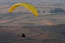 HM DPJ Gliding Over the Palouse