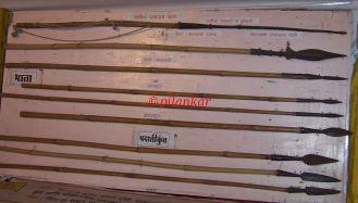 Bhala or Spear