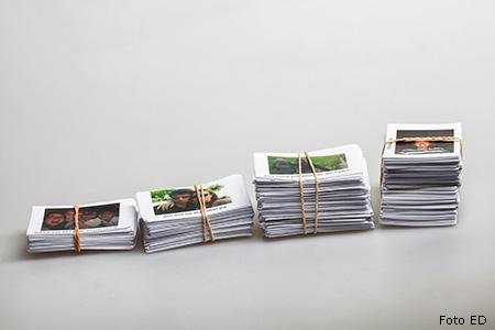 ED vraagt funding voor publicatie over foto's kiezen