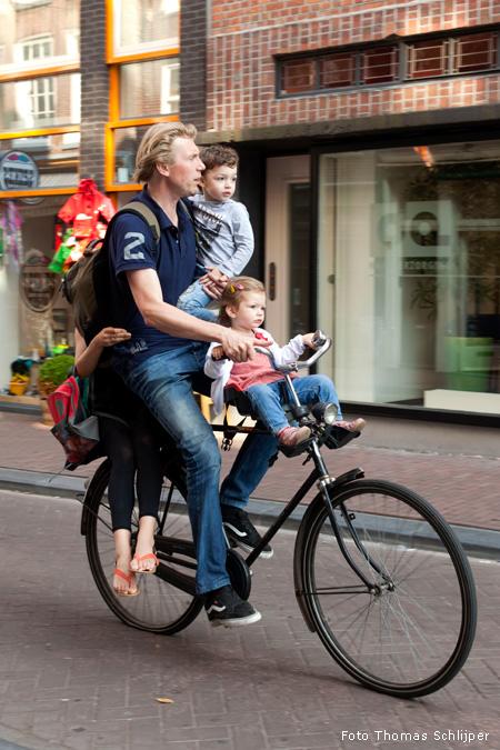Geen Amsterdamsere straatfotograaf