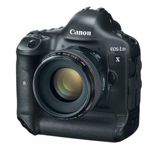 Canon komt met Eos-1D X