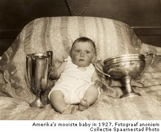 Oogappels: baby-fotografie vanaf het prille begin