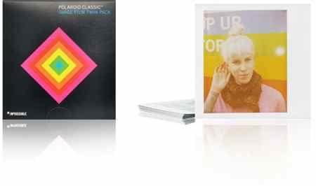 Impossible en Polaroid gaan samenwerken