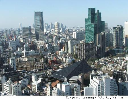 Kahmann in Tokyo. Deel 2