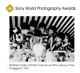 William Klein ontvangt Outstanding Contribution to Photography Award