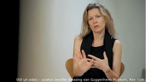 Twitter-interview met Guggenheim-curator Rineke Dijkstra-show