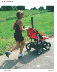 Hollandse Hoogte wint hoger beroep van joggende moeder