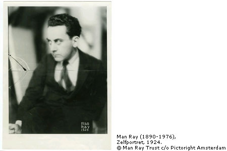 Overzicht Man Ray in Den Haag