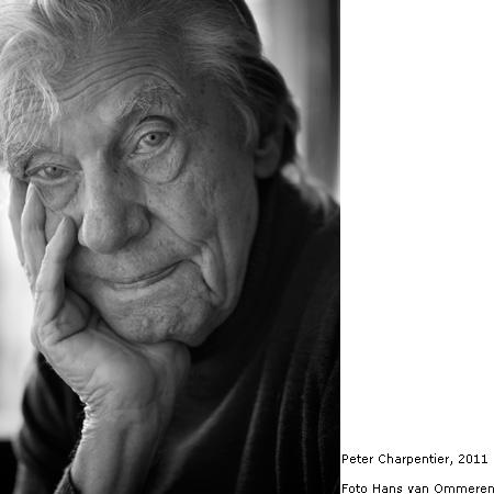 Peter Charpentier (87) overleden