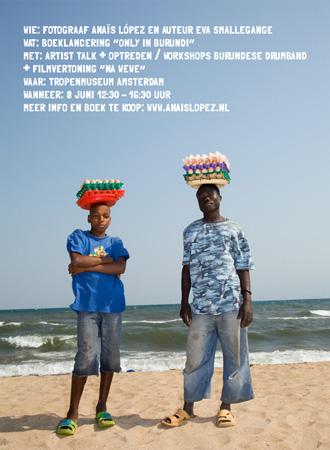 Gids door Burundi krijgt presentatie in Tropenmuseum